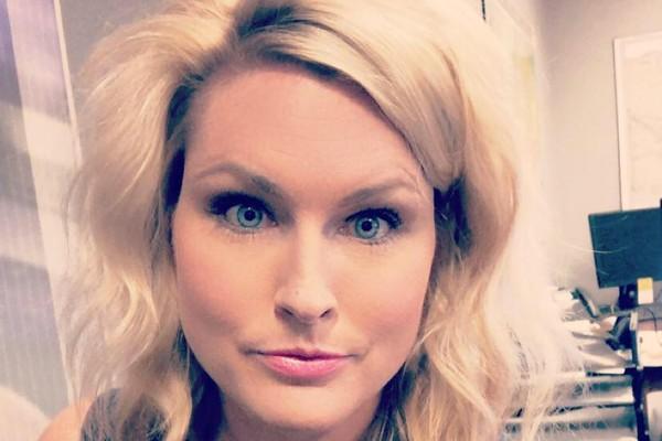 A apresentadora e jornalista Jessica Star  (Foto: Facebook)