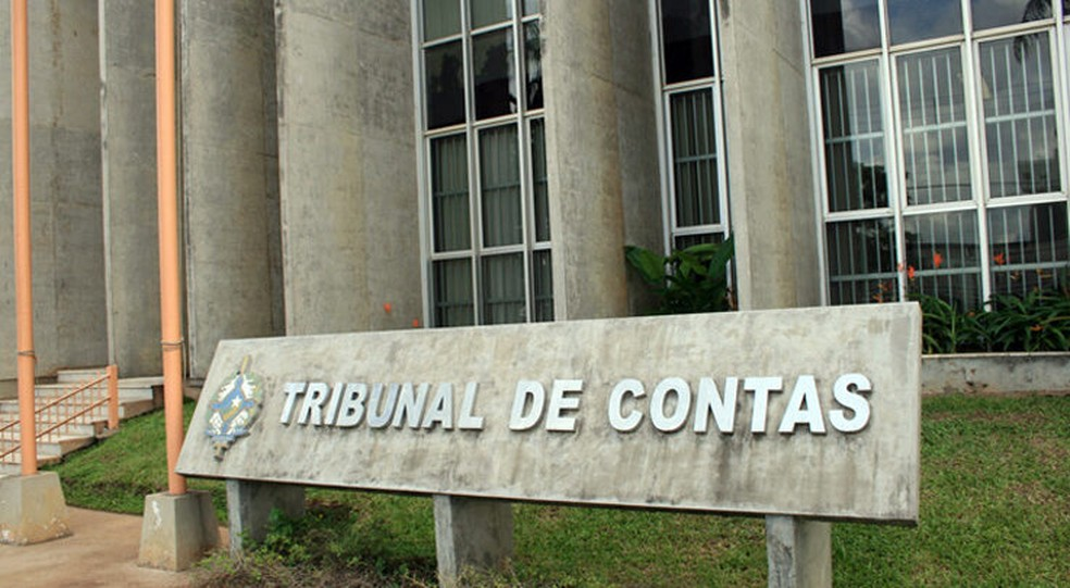 Fachada Tribunal de Contas de Rondônia (TCE-RO) — Foto: TCE-RO/Divulgação