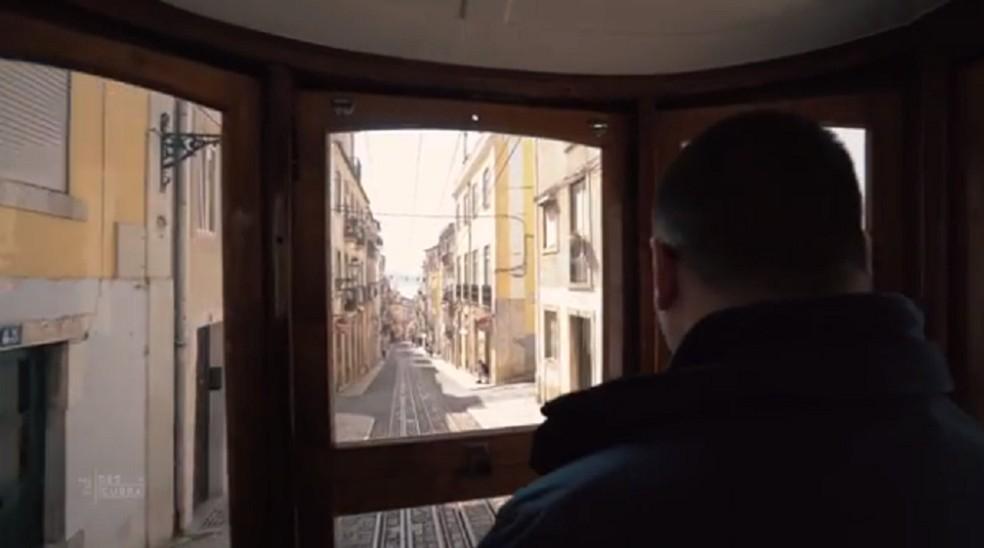 """O vídeo """"Descubra Lisboa"""", do diretor Pedro Antino, levou o prêmio de Melhor Filme no Festival. — Foto: Divulgação"""