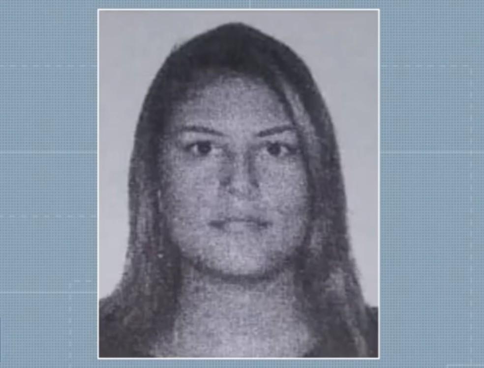 Jéssica Alves Teixeira, vítima de feminicídio em Limeira — Foto: Reprodução/EPTV