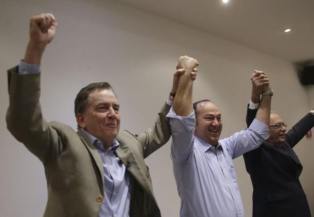 Paulo Rabello de Castro, candidato à Presidência da República pelo PSC (Foto: Antonio Cruz/Agência Brasil)