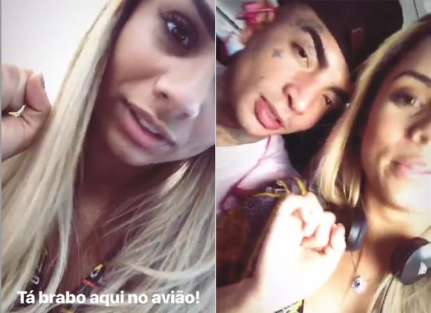 Lexa e Guimê (Foto: Reprodução / Instagram)
