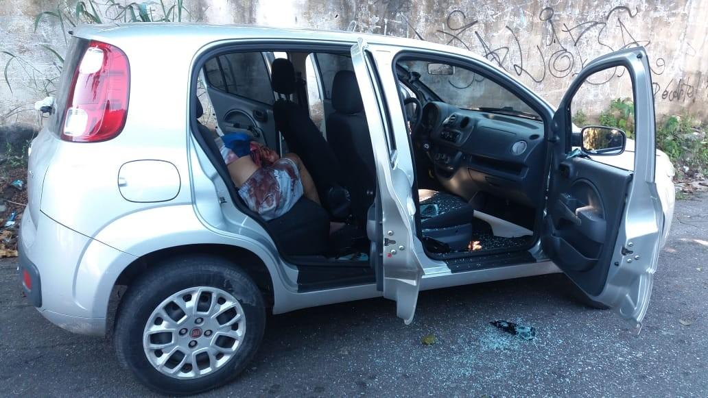 Corpo de motorista de aplicativo é encontrado esfaqueado dentro de carro na Marambaia, em Belém - Notícias - Plantão Diário
