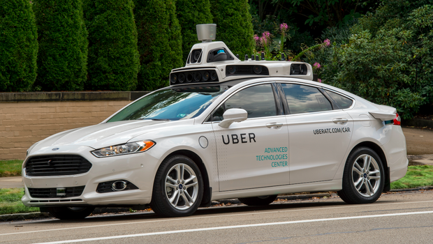 Carro autônomo do Uber: primeiros testes nas ruas começam hoje (Foto: Divulgação)