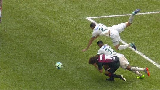 """Lucca, W. Maia, Rithely, Henriquez e dupla do Vitória disputam """"garrancho"""" da rodada"""