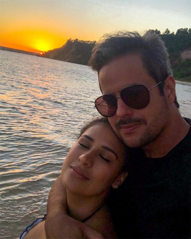 Simone e Kaká Diniz (Foto: Reprodução / Instagram)