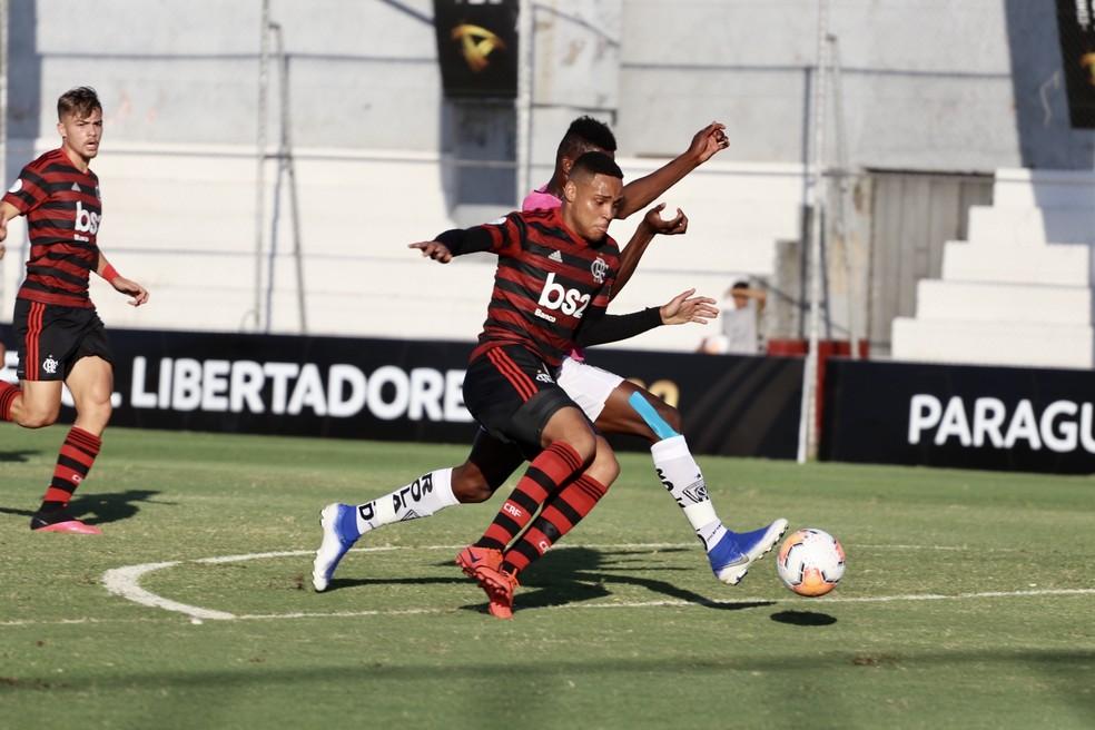 Flamengo x Independiente del Valle, Libertadores Sub-20 — Foto: Divulgação / Conmebol