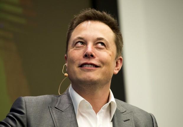 O CEO da Tesla Motors e da SpaceX, Elon Musk (Foto: Reuters)