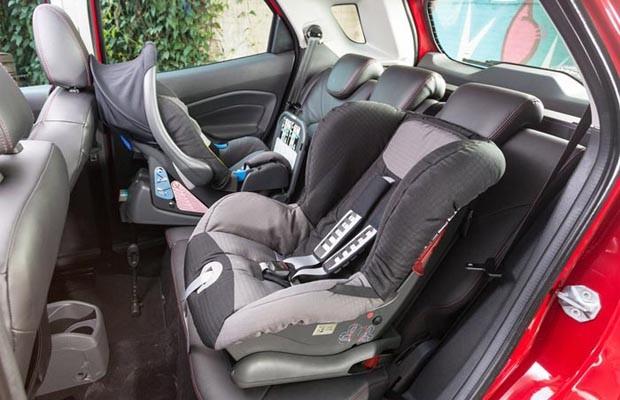 Ford Lan 231 A Cadeirinha Infantil Com Isofix Por Pre 231 Os A