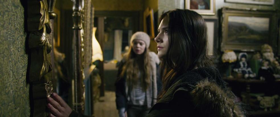 Cena do filme 'A Casa do Medo - Incidente em Ghostland' — Foto: Divulgação