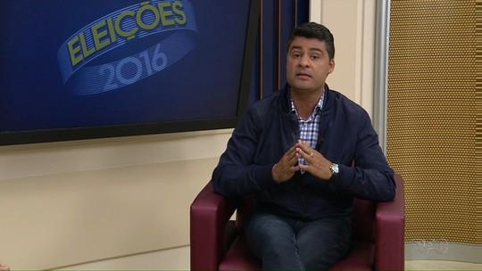 Reeleito em Ponta Grossa, Marcelo Rangel diz que será 'prefeito da rua'