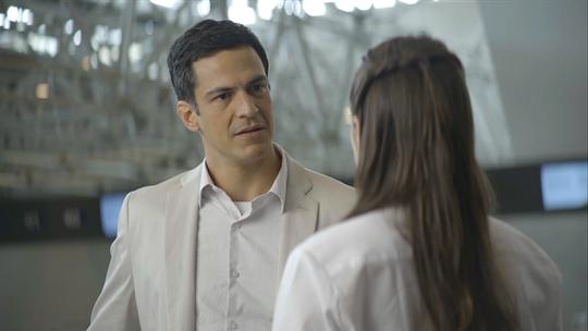 Mateus Solano elogia participação em 'A Dona do Pedaço': 'Joziel foi a isca perfeita para Josiane'