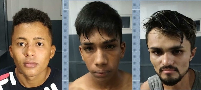 Quadrilha é presa por roubo e tráfico de drogas em Codó  - Notícias - Plantão Diário