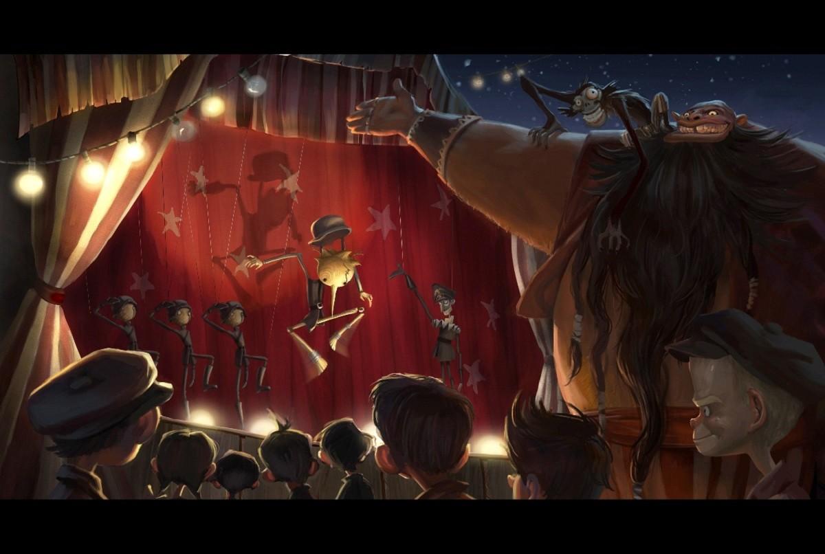 """Nova versão de """"Pinóquio"""" de Guilhermo Del Toro será mais sombria do que a versão """"Disney"""" (Foto: Divulgação)"""