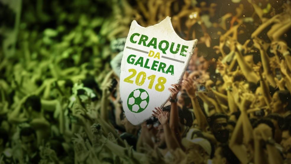 Vencedor do Craque da Galera será conhecido no dia 3 de dezembro — Foto: infoesporte