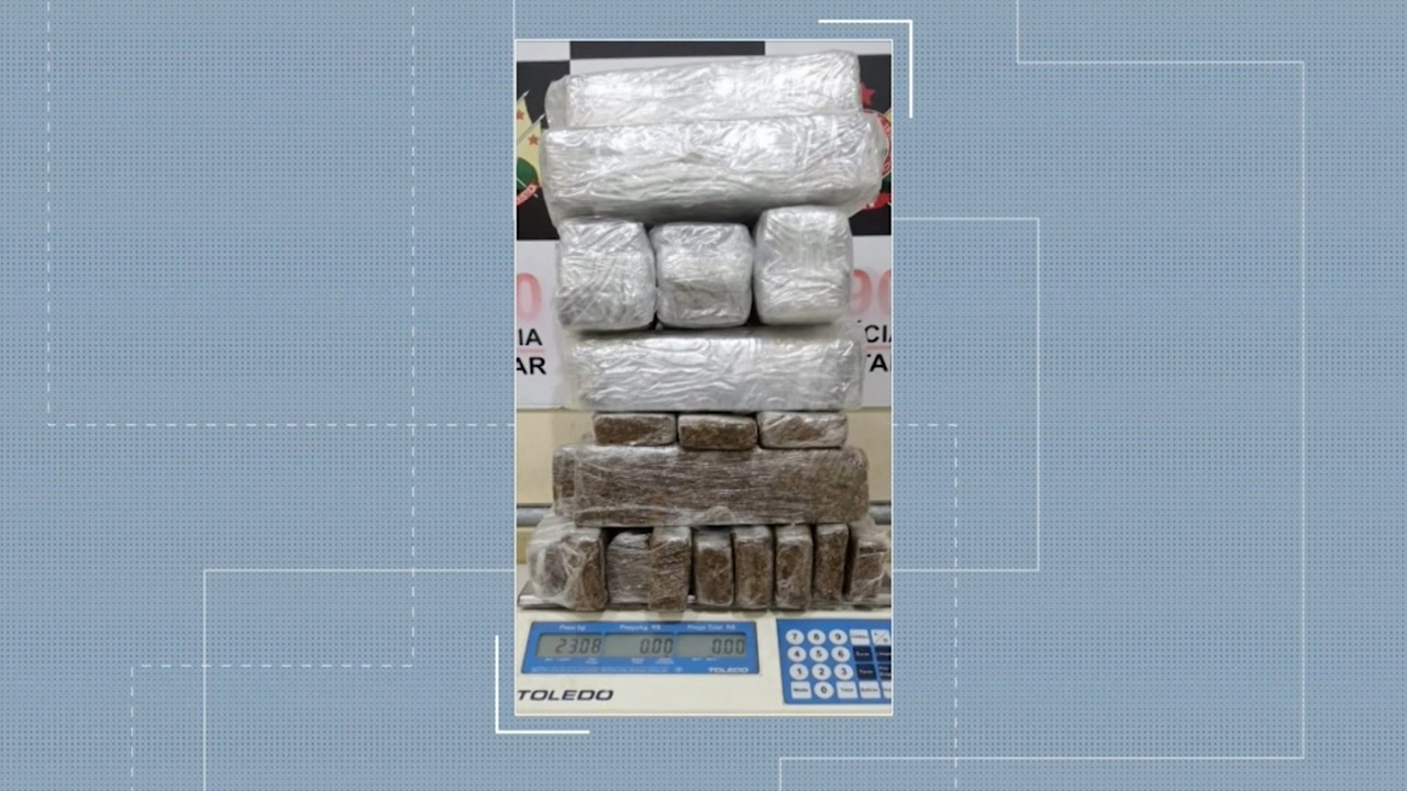 Polícia apreende mais de 40 quilos de droga em bairros de Rio Branco