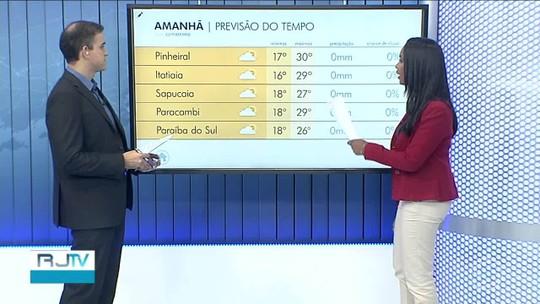 Fim de semana tem predomínio de sol no Sul do Rio