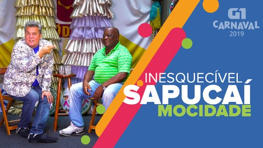 'Inesquecível Sapucaí': Chiquinho Pastel revive as loucuras de Fernando Pinto na Mocidade
