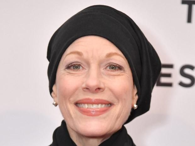 Marin Mazzie em abril de 2018 (Foto: Getty Images)