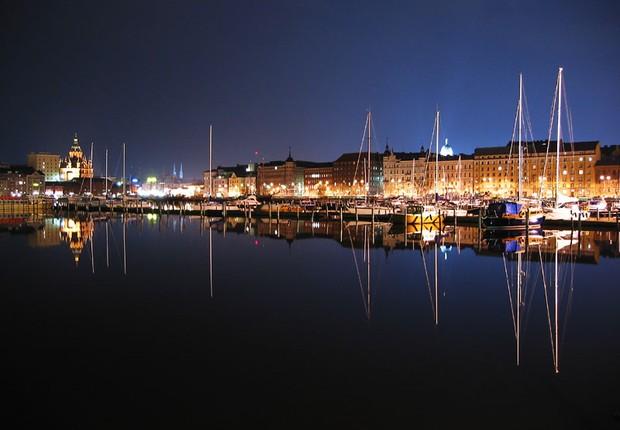 Helsinque, Finlândia (Foto: Petteri Sulonen / Wikimedia Commons)