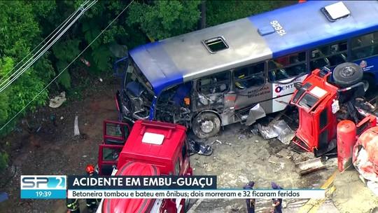 Grande SP tem 30 mortes em acidentes de trânsito neste ano, aponta levantamento do SP2