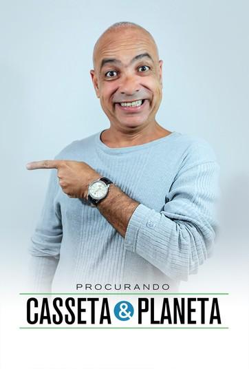 Procurando Casseta & Planeta