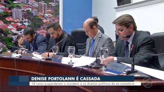 Vereadora tem mandato cassado