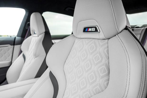 BMW M8 Gran Coupé Competition  (Foto: Divulgação)
