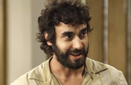 Na quinta-feira (20), Galdino (Gabriel Godoy) descobre o plano de Jerônimo (Jesuíta Barbosa) de transformá-lo em um investidor italiano para aplicar um golpe em empresários TV Globo