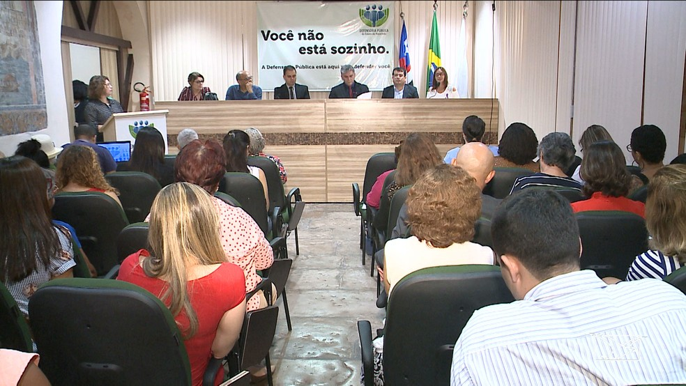 Campanha de Conscientização da Violência contra a Pessoa Idosa 2018  foi lançada em São Luís (Foto: Reprodução/TV Mirante)