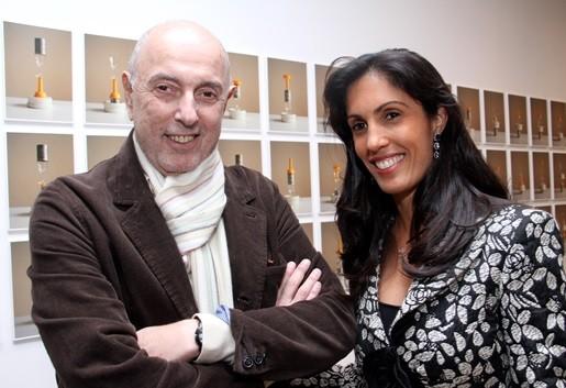 Héctor Babenco e Myra Arnaud Babenco (Foto: Divulgação)