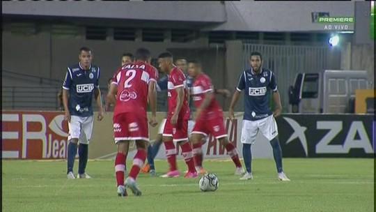 """Homem do passe no CRB, Diogo Mateus comenta a rotina: """"Trabalho após o treino"""""""