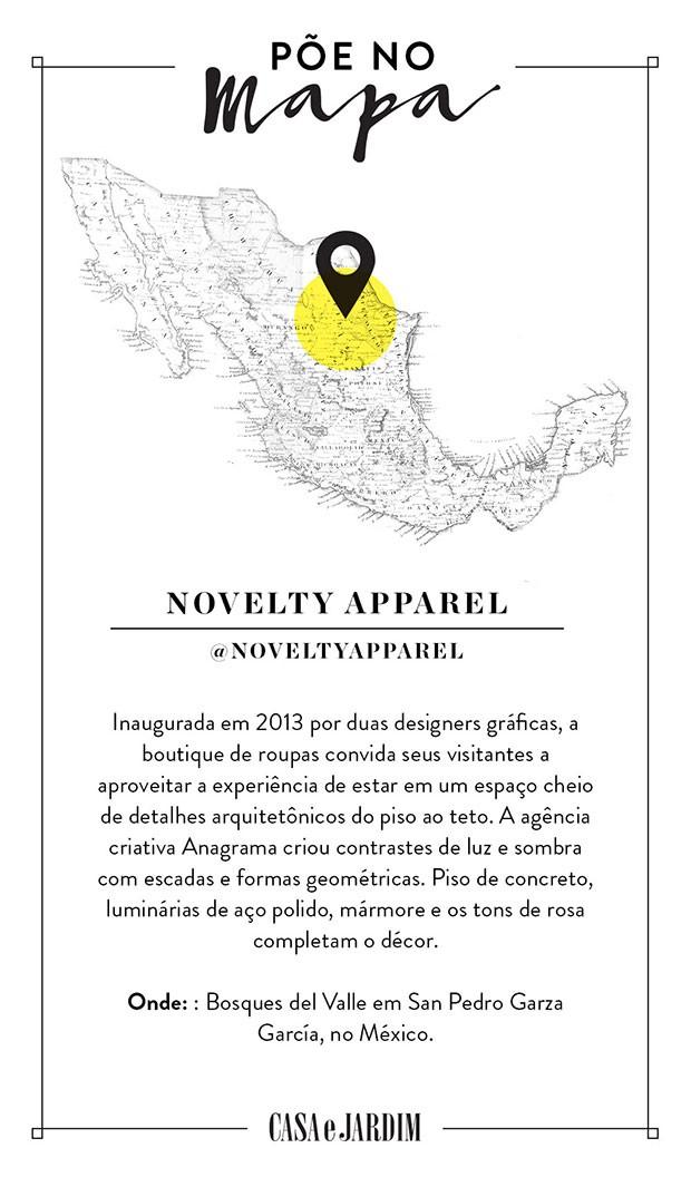 Novelty Appareal, no México (Foto: Victor Amirabile)
