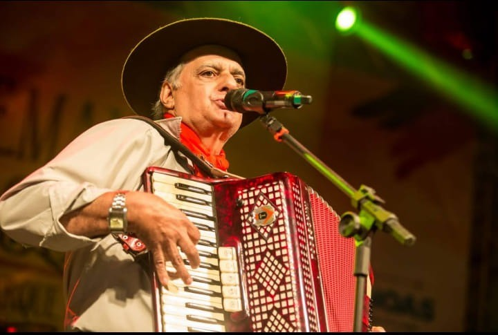Morre o músico tradicionalista Iedo Silva, vítima da Covid-19