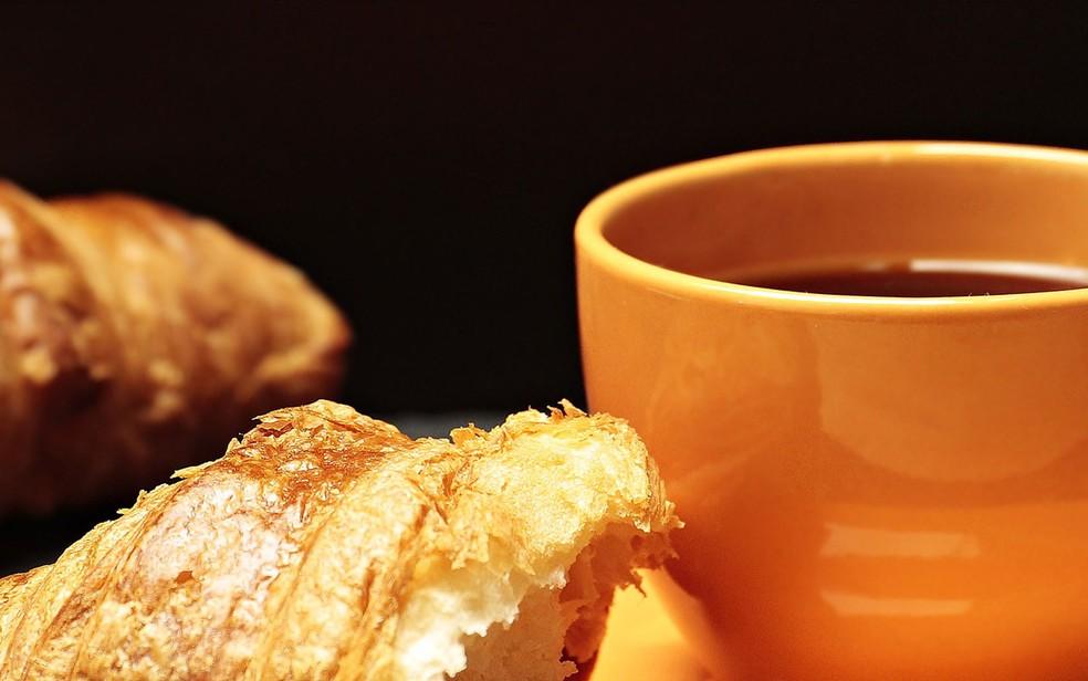 Pesquisadores alertam para evitar os acompanhamentos gordurosos, como o croissant (Foto: pixel2013/Creative Commons)