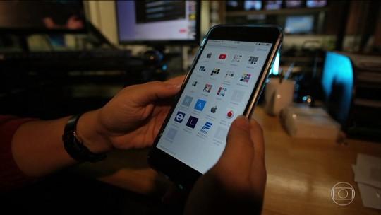 Brasileiros são os que mais usam aplicativos de celular no mundo