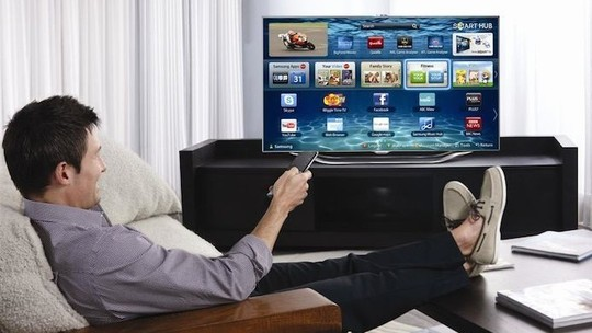 Foto: (Veja como excluir apps da sua Smart TV da Samsung (Foto: Divulgação/Samsung))