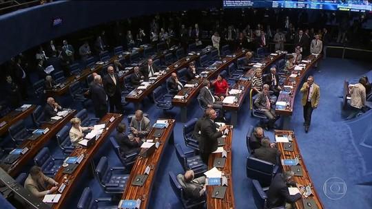 Senado aprova intervenção federal na segurança do Rio