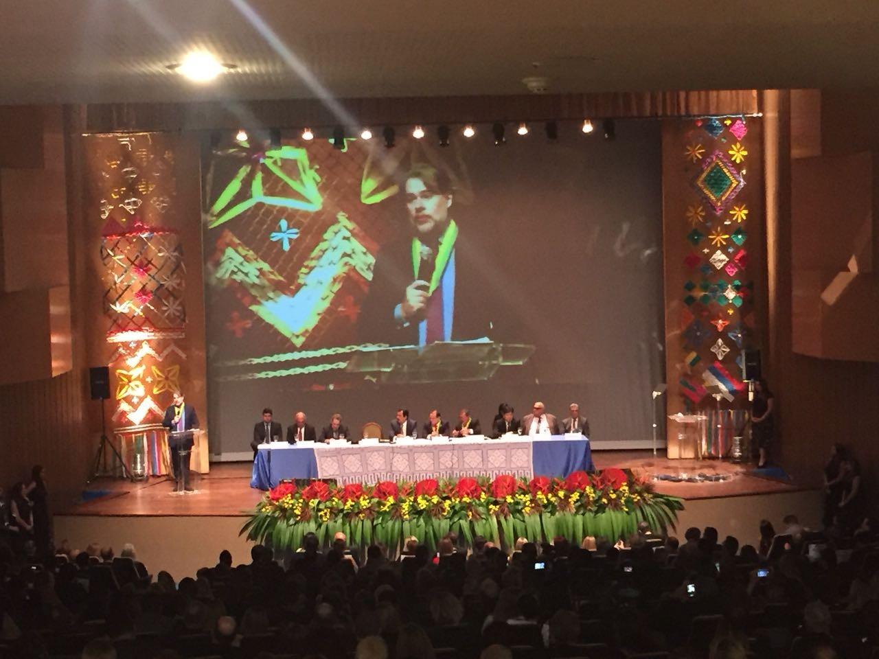 Ministro Dias Toffoli exalta em Maceió a importância do judiciário para democracia brasileira