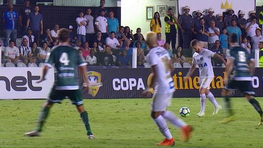 Melhores momentos de Santos 5 x 1 Luverdense pelas oitavas da Copa do Brasil 2018