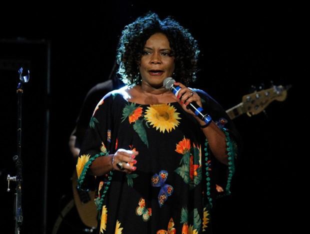 Margareth Menezes  (Foto: Wallace Barbosa/AgNews)