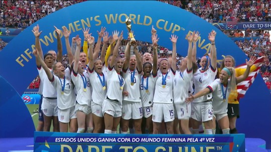 Conselho da Fifa aprova aumento da Copa do Mundo Feminina 2023 de 24 para 32 seleções