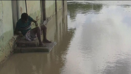 Apac emite alerta de chuva forte para Zona da Mata, Grande Recife e Agreste