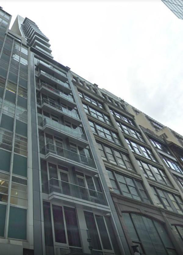 Gotham Hotel in Manhattan  (Foto: Reprodução Google Maps)