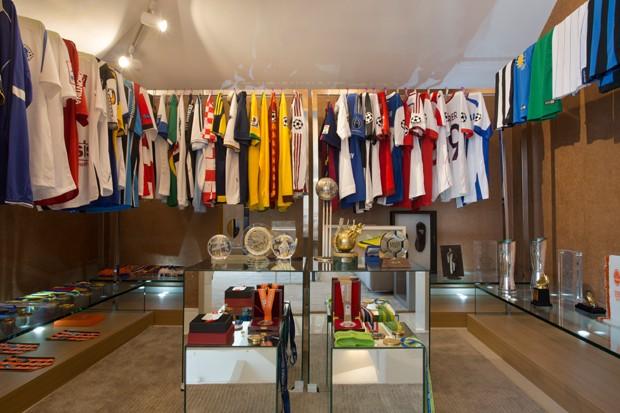 projeto-jogador-futebol-escritório-arquitetura-interior (Foto: Denilson Machado/MCA Studio/Divulgação)