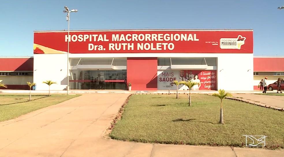 Família de Agostinho diz  que o Hospital Macrorregional de Imperatriz teria se recusado a atender o paciente (Foto: Reprodução/TV Mirante)