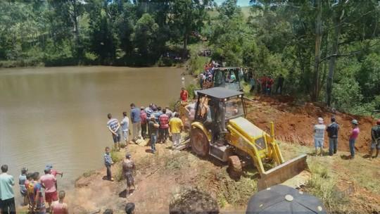 Adolescente morre afogado em represa em Senador Amaral, MG