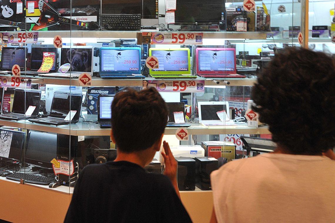 comércio, consumo (Foto: Agência Brasil)