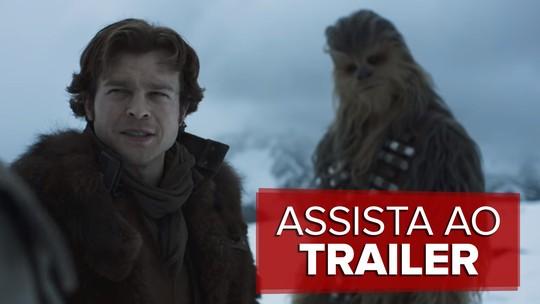 'Han Solo: Uma história Star Wars' ganha primeiro trailer; assista