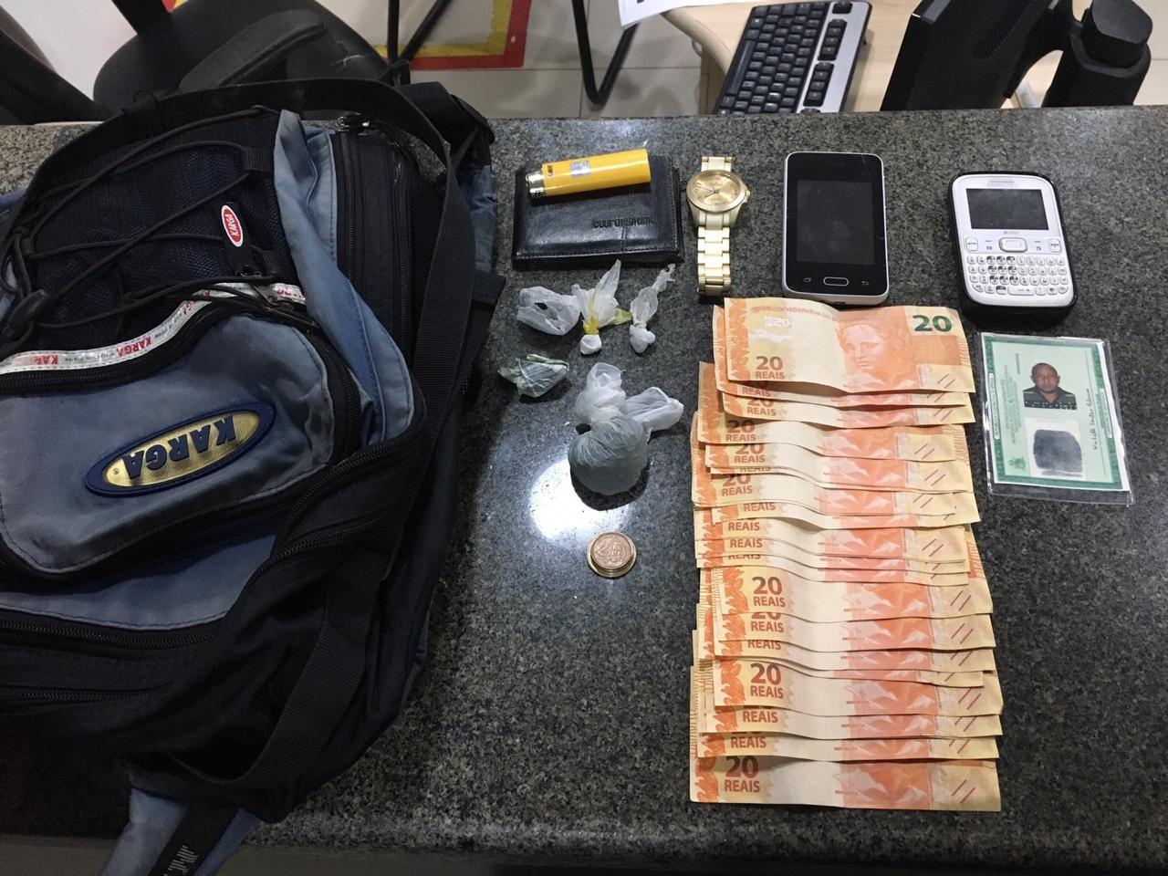 Polícia prende em flagrante trio com cédulas falsas em São Luís - Noticias